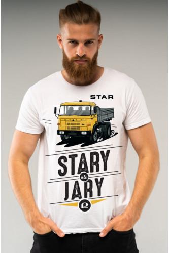 Koszulka męska Auta PRL - Star