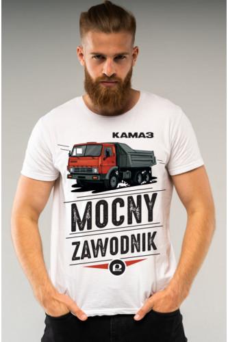 Koszulka męska Auta PRL - Kama3