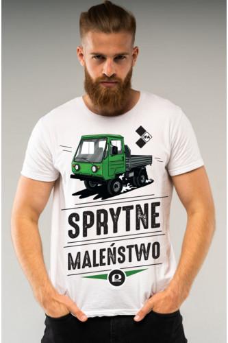 Koszulka męska Auta PRL - Ifa