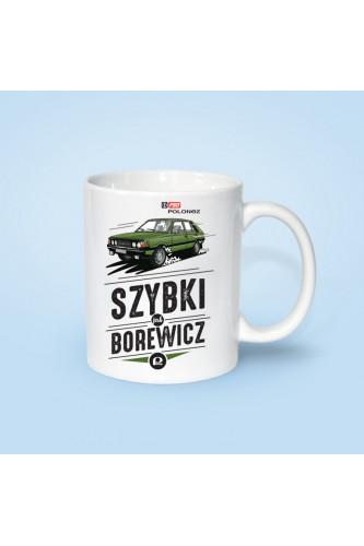 Kubek Auta PRL - Polonez