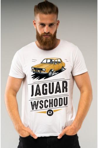 Koszulka męska Auta PRL - Dacia