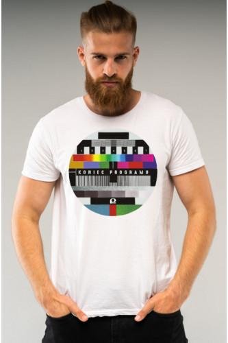 Koszulka męska Koniec programu
