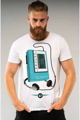 Koszulka męska Kajtek - Blue