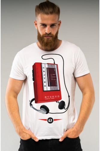 Koszulka męska Kajtek - Red