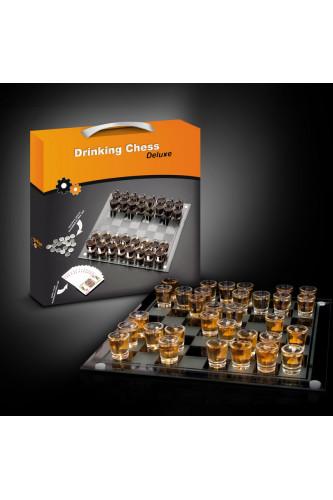 Imprezowe szachy Deluxe