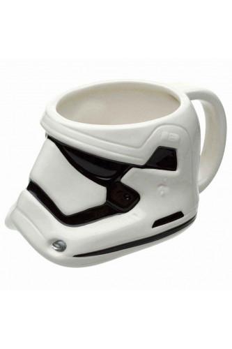 Kubek Star Wars 3D Stormtrooper First Order