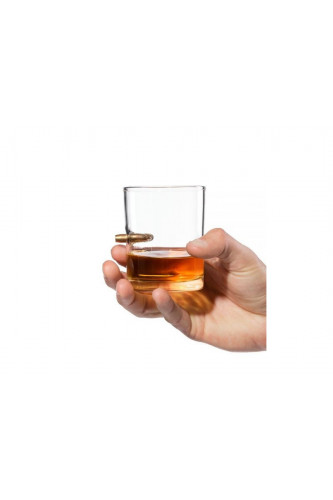 """Szklanka do whisky """"Bulletproof"""""""