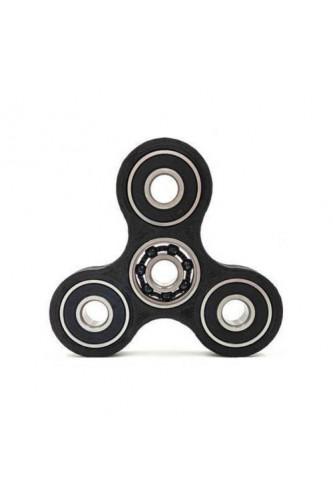 Fidget Spinner ceramiczne łożysko plus łożyska w ramionach - czarny