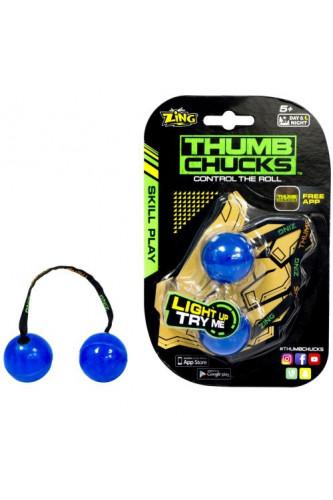 Thumb Chucks - niebieski