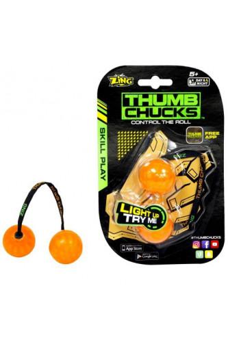 Thumb Chucks - pomarańczowy