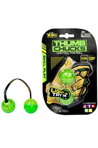 Thumb Chucks - zielony