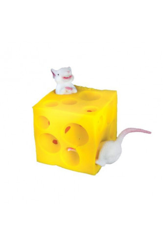 Gadżet antystresowy - Ser Z Myszkami