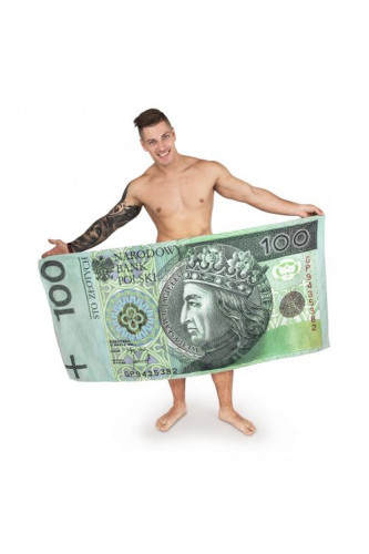 Ręcznik Banknot - Hajs