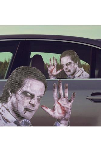 Naklejka Lanserska Przewózka - Zombie