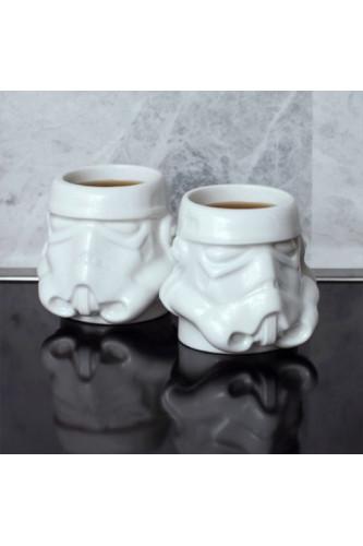 Filiżanki do espresso Star Wars Szturmowiec
