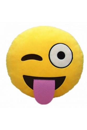 Poduszki Emoji - Język