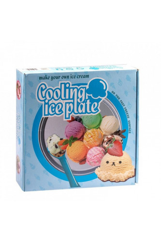 Zestaw do robienia lodów - Ice Cream Pan