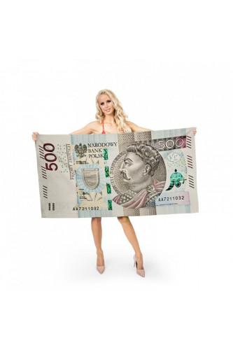 Ręcznik Banknot - Pińcet