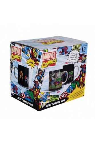 Kubek Marvel Avengers Wrażliwy Na Ciepło