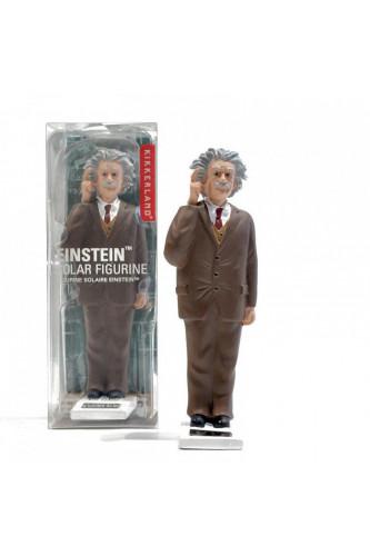 Figurka solarna Einstein