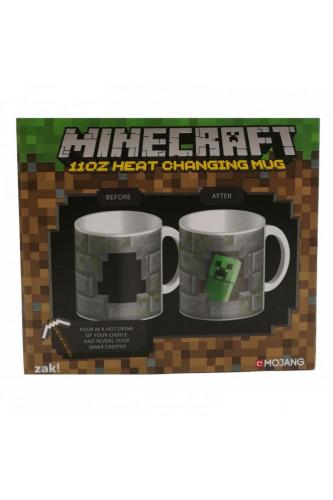 Kubek Minecraft Wrażliwy Na Ciepło