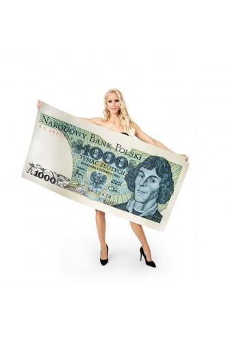 Ręcznik Banknot - Tysiak