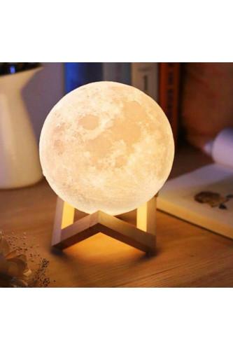 Lampka Księżyc na Podstawce