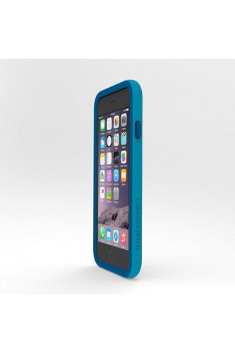 Rhino pokrowiec antywstrząsowy do Iphone 6, Kolor: Niebieski