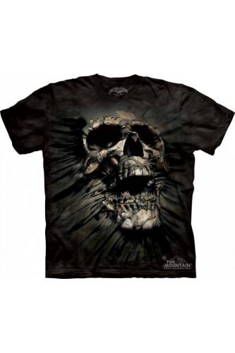 Koszulka 3D The Mountain Breakthrough Skull