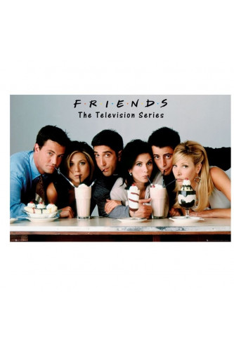 Plakat Friends - Shake
