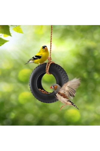 Karmik dla ptaków Huśtawka