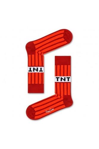 Skarpetki Minecraft TNT, Rozmiary skarpetek Minecraft: 41-46
