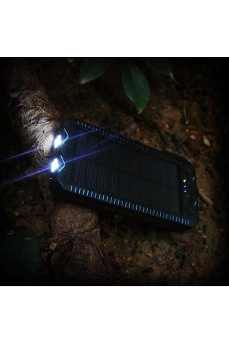 Survivalowy solarny powerbank 20.000 mAh