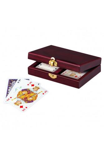 Karty Piatnik Luxury W Eleganckim Etui