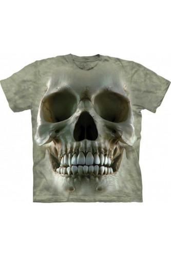 Koszulka 3D The Mountain Big Face Skull