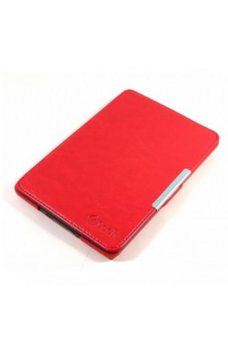 Etui na Kindle Touch 2014 Wake Up, Kolor: Czerwony
