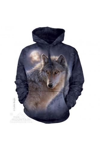 Bluza 3D The Mountain Adventure Wolf