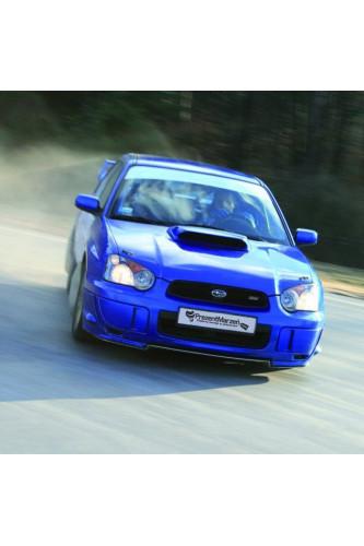 Jazda za kierownicą Subaru Impreza STI