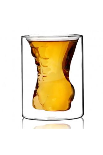 Kusząca szklanka - Facet
