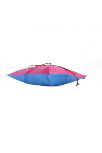 Poduszka do ślizgania Telesforki, Poduszka do ślizgania Telesforki: Niebiesko-różowa