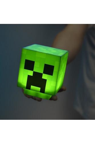 Lampka Minecraft Creeper