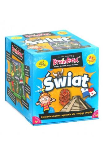 Gra familijna Brain Box, Wersja: Świat