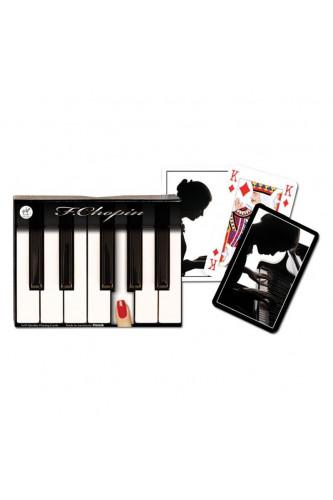 Karty Piatnik - Chopin (2 talie)