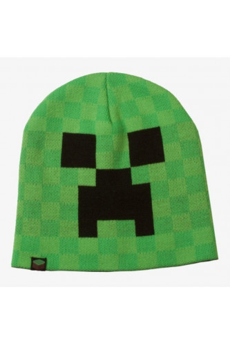 Czapka Minecraft Creeper
