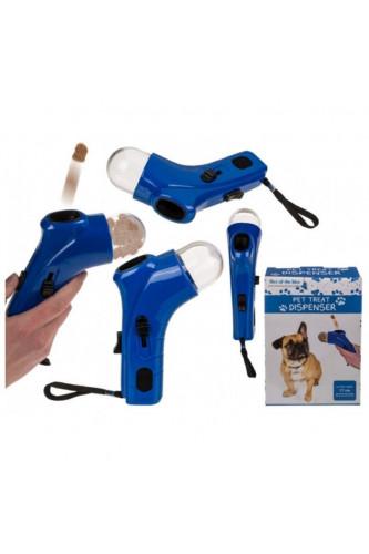 Wyrzutnia chrupek dla psa