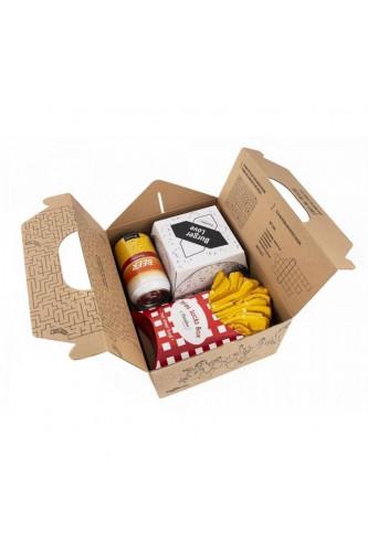 Zestaw skarpetek Fast Food Box 41-46