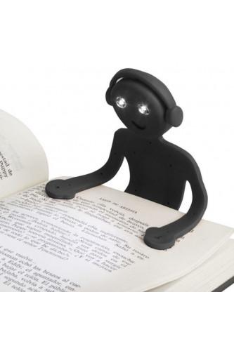 Lampka do książki Ludek