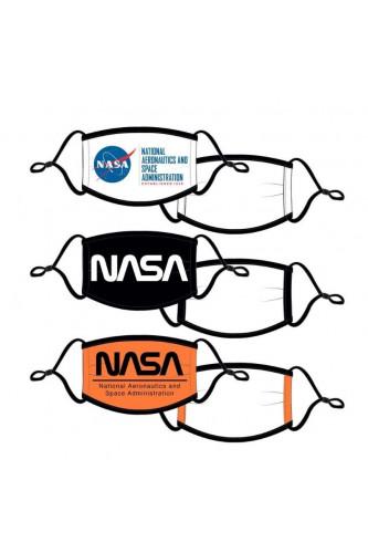 Maseczka ochronna NASA 3 sztuki