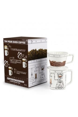 Zestaw do parzenia kawy Coffeemageddon