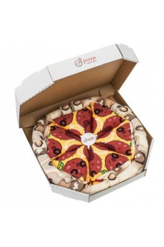 Skarpetki Pizza Pepperoni dla 4 osób (41-46)